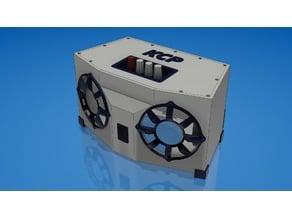 2.1 surround boombox