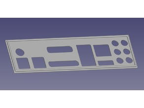 IO Shield MSI Z97 Gaming 5
