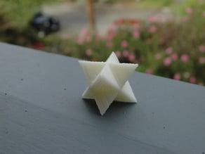Stellated octahedron