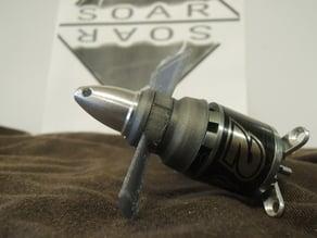 ROV Outrunner Brushless 2 Blade Thruster Propeller