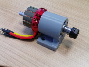 Custom CNC Spindle