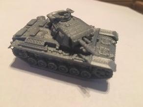 Panzer III OP 1/100