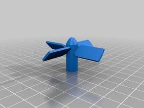 4 Blade Fan - 3DPSAU