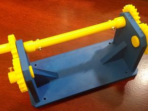 The Coiler [gear version] (for clapton and juggernaut coils) - Vape Mod