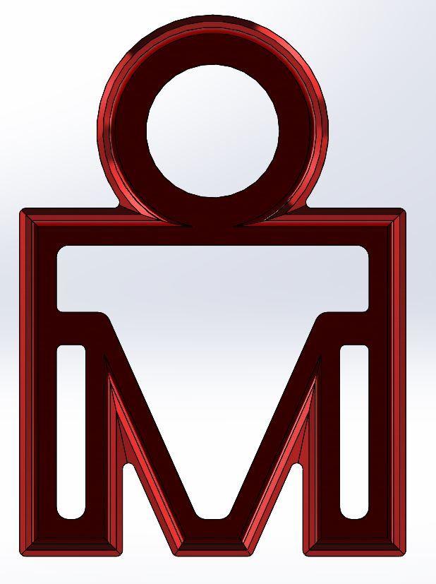 IRON MAN LOGO - TRIATHLON - COOKIE CUTTER by PSomeone - Thingiverse