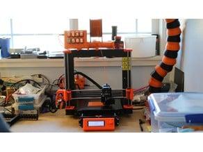 Nixie Tube Filadometer Filament Meter