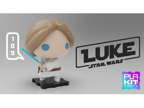 StarWars Luke Skywalker
