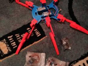 Small 3DOF hexapod