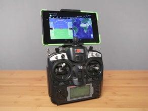 Nexus 7 Mount for Iris Transmitter