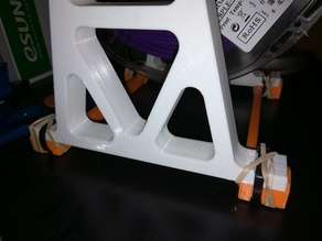 TAZ 5 Rail Proxy for Overhead Spool Holder