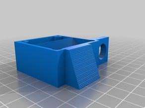 Small Fan proximity sensor Mount for MK7 style Extruders