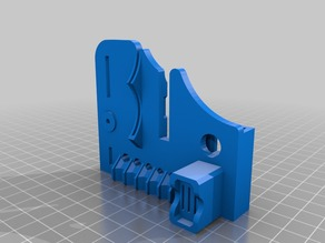 Ender 3 V-Slot Tool Holder w/ Micro SD slots