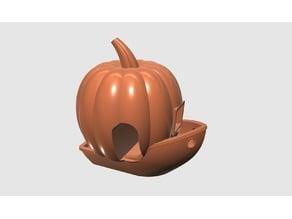 A Pumpkin Benchy