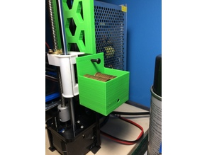 Stepper Counterweight box and 9mm wide tensioner
