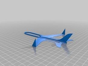 [Remix] One-Piece Printed Glider