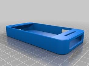 Bumper for PowerMat iPhone 4 case.