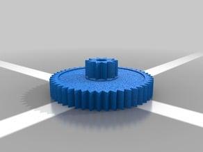Micro Servo Gears