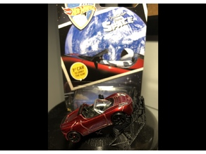 Hot Wheels Tesla Roadster Payload