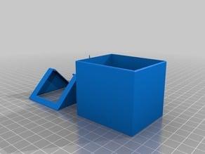 Mini Desk Trash Can