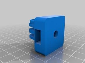 GoPro tripod mount W/ captive nut