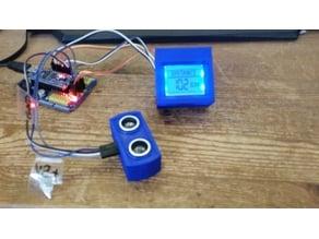 Housing for Arduino Nano & Nokia 5110 Display