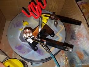 Airbrush stand repair