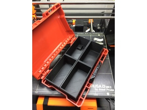 Milwaukee drill box trays.