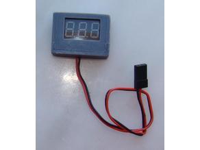 Volt Meter Case