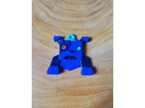 Magnet Space Bulldog