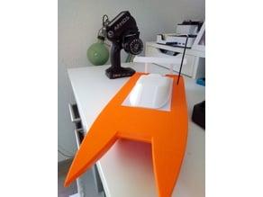 RC Jet Boat Remix