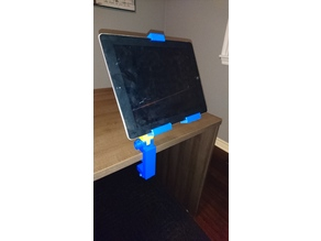 ipad ipad mini or tablet holder clamp or wall mount