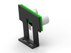 Ultrasonic sensor (HC-SR04, US-015) holder