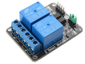 Arduino Dual 5v Relay Board