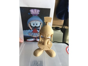 Marvin the Martian for printing