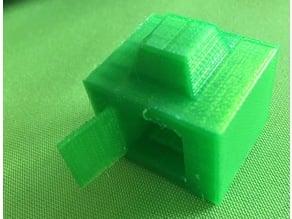Flashforge Creator Pro Accurate Model With Filament