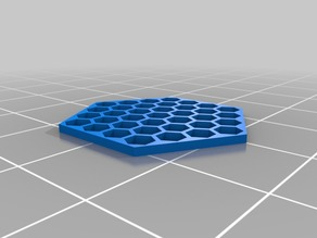 Honeycomb Library for Openscad