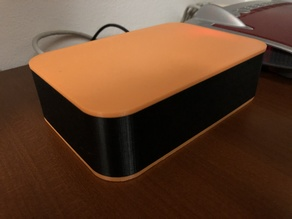 Raspberry Pi 2/3 case with HDD