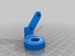 12 mm inductive Prox Adapter For Hero v2.