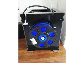 Filament holder for Anet A3