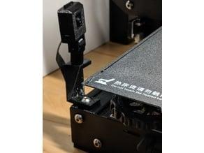 Pi camera mount for V-slot rail or E3 Bed handle w/Pi cam mount