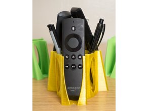 Media Players Remote Caddy