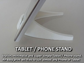 Tablet / Phone Stand