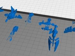 Eve Online - Minmatar Frigates
