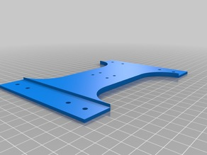 Anet E10 Hotbed Support (printable)