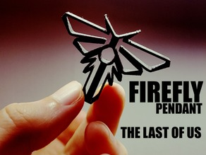 Firefly Pendant- The Last of Us