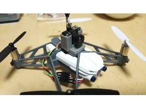 Parrot mini drone camera mount