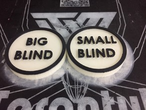Chip Poker Small Blind Game