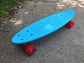 Land Minnow Skate Board