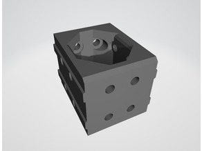 BLV mgn12 AM8 rear bracket jig