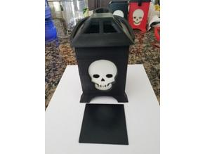Skull Lantern Bottom